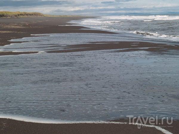 Тихий океан, Халактырскй пляж / Фото из России
