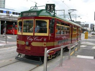Трамвай / Австралия
