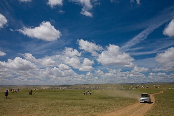 Места силы Монголии / Фото из Монголии