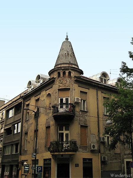 Многим зданиям не помешает реставрация, Белград / Фото из Сербии