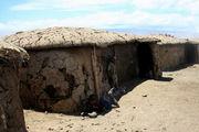 Дома из навоза / Кения