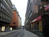 Стокгольм. Городская улица / Норвегия