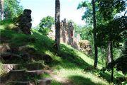 Развалины замка Хелме / Эстония