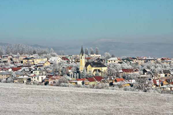 Окрестности города Кошице в Словакии / Фото из Словакии