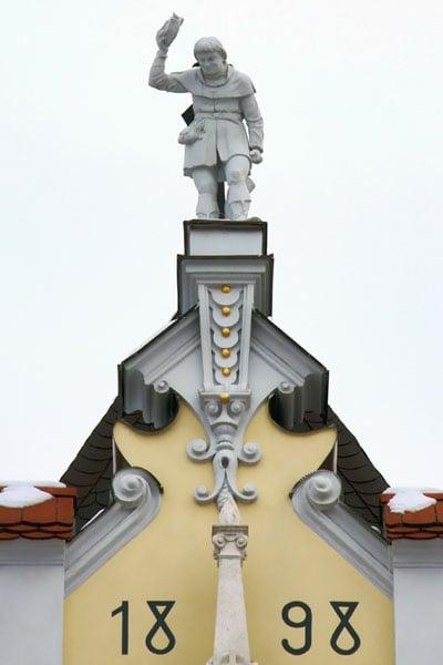 "Дом с ""изюминкой"", Кошице / Фото из Словакии"