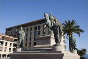 Памятник Наполеону / Франция
