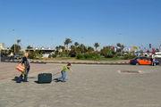 В аэропорту / Египет