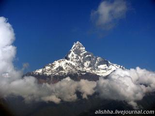 На пути к Аннапурне / Непал
