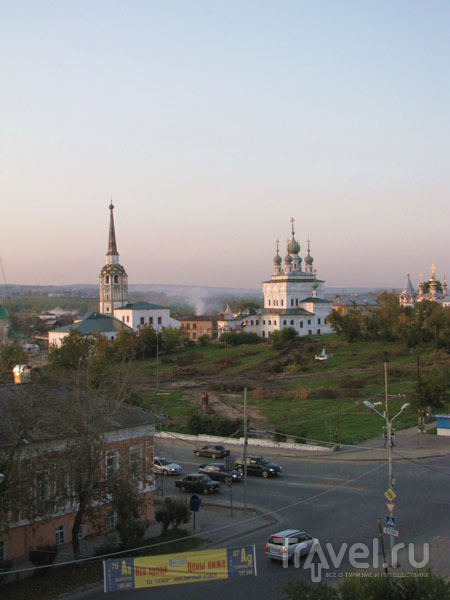 Соликамск - город на севере Пермского края / Фото из России