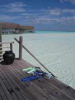 Коралловый остров / Мальдивы