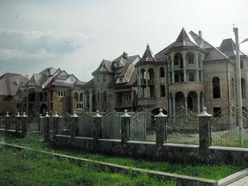Дома местных жителей / Украина