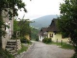 Деревня Влколинец / Словакия