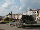 На площади SNP / Словакия