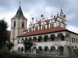 Ратуша в Левоче / Словакия