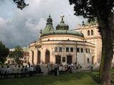 Театр в городе Спишска-Нова-Вес / Словакия