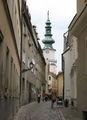 Исторический центр города / Словакия
