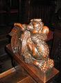 Фигуры из собора Святого Мартина. Дракон / Словакия
