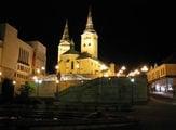 Вечерняя Жилина / Словакия