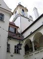 Внутренний двор Ратуши / Словакия