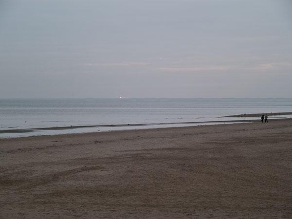 Песчаный пляж в Дзинтари, Юрмала / Фото из Латвии