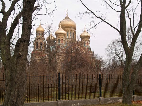 Церковь Святого Николая в Каросте / Фото из Латвии