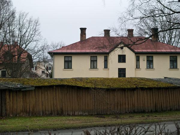 Жилой дом в Сигулде / Фото из Латвии