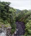 Река из застывшей лавы / Гватемала