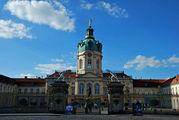 Дворец Шарлоттенбург / Германия