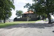 Остатки крепости Кристиансанда / Норвегия