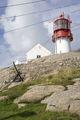 Маяк на мысе Линдеснес / Норвегия