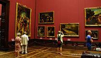 В картинной галерее / Германия