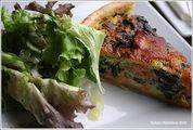 Киш с рыбой / Франция