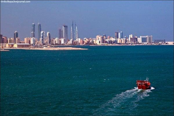 Королевство Бахрейн - самое маленькое исламское государство / Фото из Бахрейна