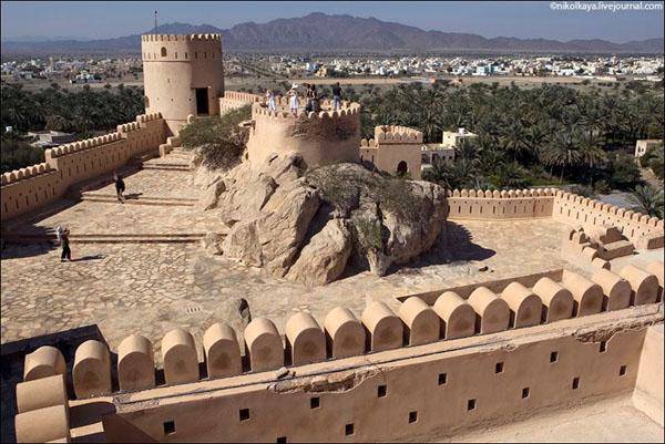 Форт Накхль в Омане / Фото из Бахрейна
