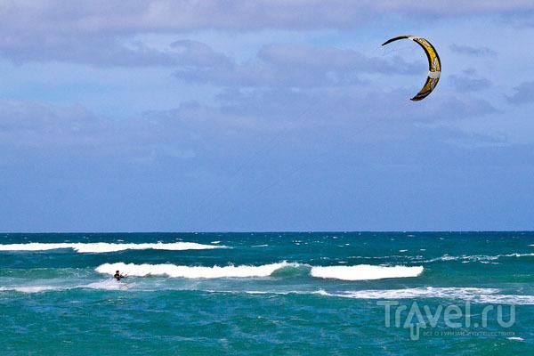 Остров Сал - настоящий рай для серферов / Фото из Кабо-Верде