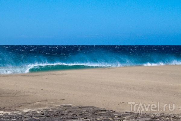 Пляж São Pedro на острове Сан-Висенте / Фото из Кабо-Верде
