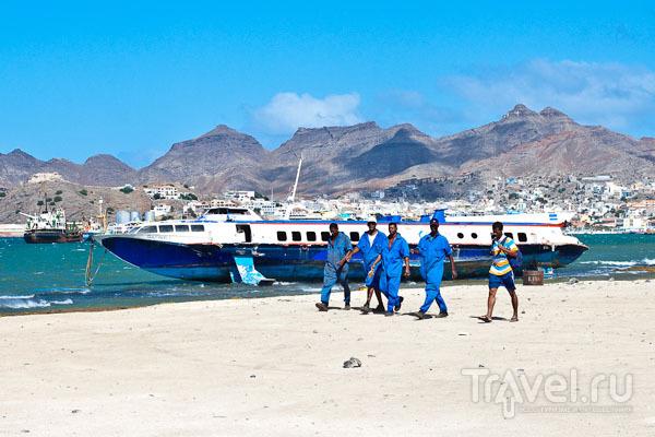 За пределами Минделу, остров Сан-Висенте / Фото из Кабо-Верде
