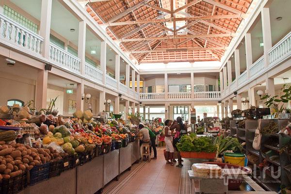 Крытый рынок в Минделу, остров Сан-Висенте / Фото из Кабо-Верде