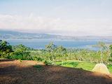 Озеро Ареналь - самое большое в стране / Коста-Рика