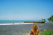 Пляж Плайя Негра, карибский берег / Коста-Рика