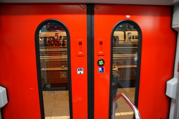 Поезд / Германия