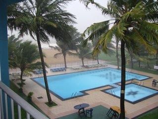 Негомбо. Camelot Beach 3* / Шри-Ланка