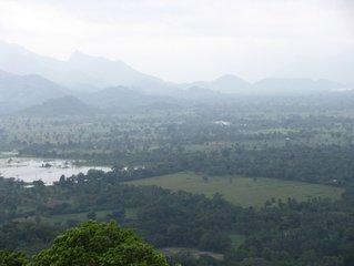 Вид с вершины / Шри-Ланка