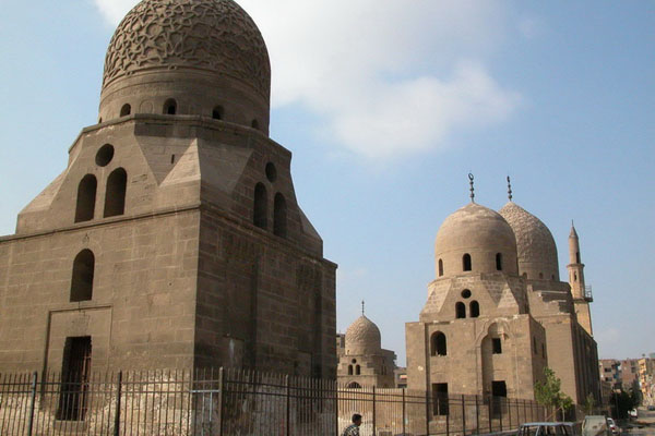 Комплекс султана Барсбея на Северном кладбище, Каир / Фото из Египта