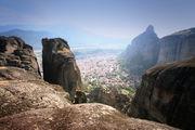 Вид с горы / Греция