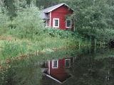 С озера / Финляндия