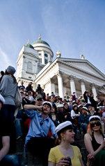 Сенатская площадь / Финляндия