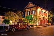 Citroen Traction Avant / Лаос