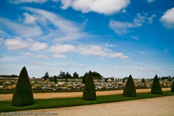 В парке можно гулять бесконечно, Версаль / Фото из Франции