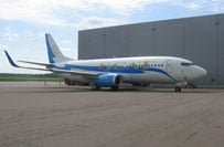 Boeing 737-300 / Казахстан